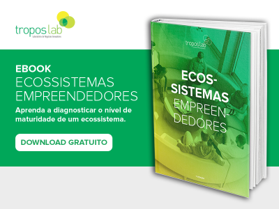 Capa do Ebook Ecossistema Empreendedor